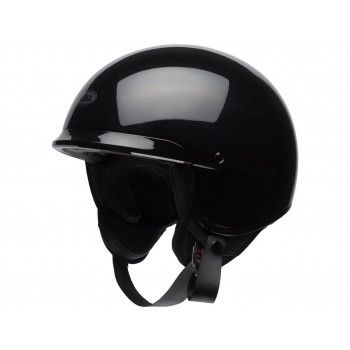 Bell Scout Air Jethelm Black Gloss-XXL