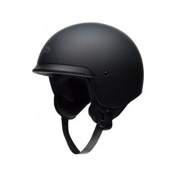 Bell Scout Air Jethelm Black Matt-XS