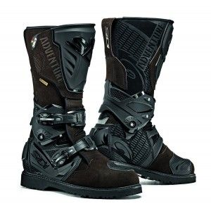 Sidi Adventure 2 Goretex® Motorlaarzen Black/Brown