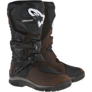 Alpinestars Corozal Drystar Adventue/Enduro Laarzen Oiled Brown
