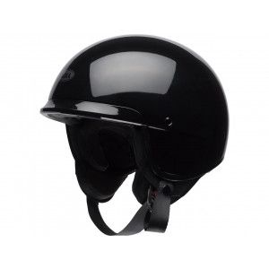Bell Scout Air Jethelm Black Gloss-XL
