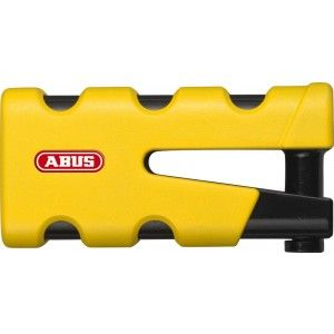 ABUS Disclock 77 granit sledg grip yellow
