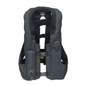 Hit-Air Airbag Vest Hightech Black