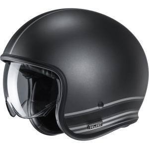 HJC Jethelm V30 Senti Black