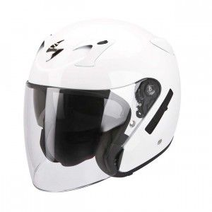 Scorpion Jethelm EXO-220 Solid White