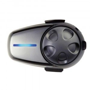 Sena Headset SMH-10 Bluetooth Stereo Headset/Intercom met Boom Mic (SMH10-10)